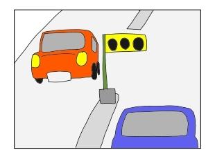 停電時の運転3コマ目