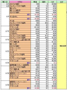 H24-06食費消耗品