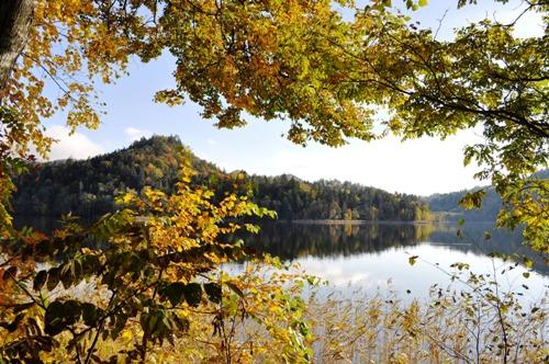 チミケップ湖11