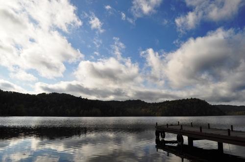 チミケップ湖10
