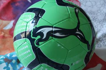 プーマのサッカーボール