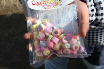 Cacaca candy