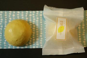 檸檬ケーキ1