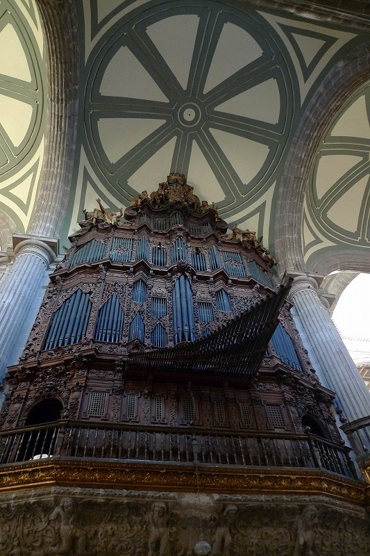 メキシコシティにある教会