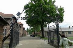 アウシュビッツ収容所1