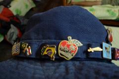 エジプト時点の帽子3