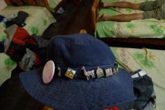 エジプト時点の帽子11