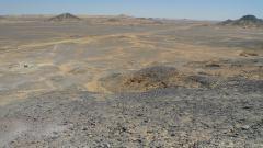 白砂漠黒砂漠ツアー1