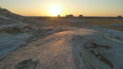 白砂漠黒砂漠ツアー4