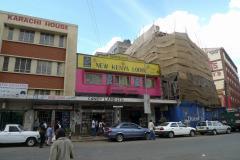 ナイロビ街歩き1