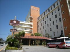 ホテルその1
