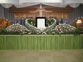 3Fホール祭壇