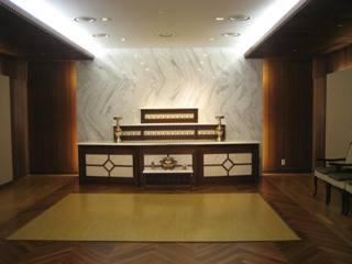 祭壇兼控室