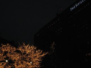 夜景・シーラホテル