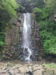 男滝(おだき)下場滝