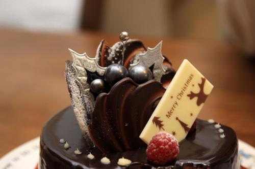 こんなケーキだったよ