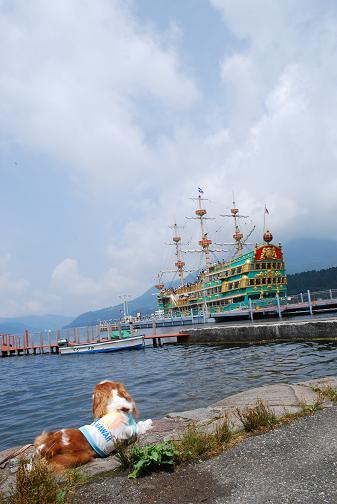 DSC_0385 芦ノ湖③