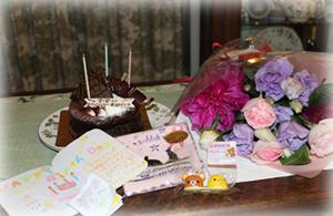 2012誕生日♪