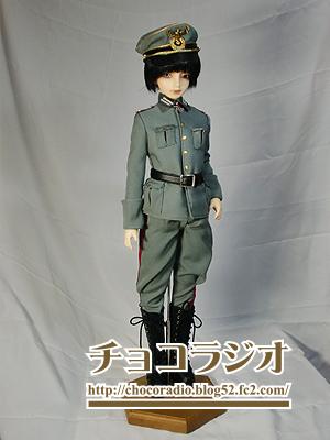 野戦服SD少年2
