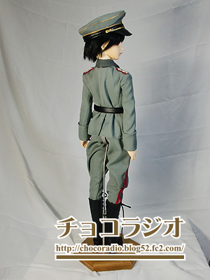 野戦服SD少年3