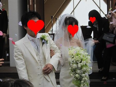 結婚式 030