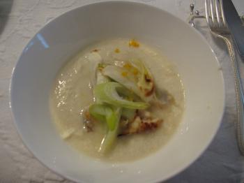 スープ 縮小