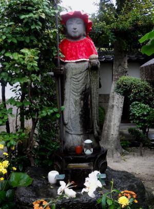含笑寺のお地蔵様
