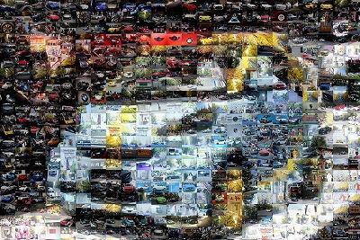 東京モーターショー 222 Mosaic05