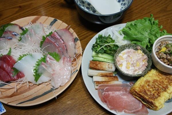 120311 晩ご飯