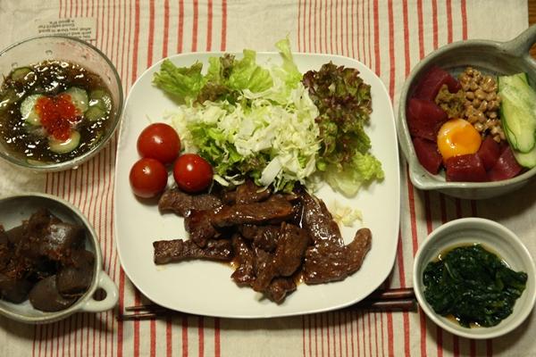 120601 晩ご飯