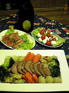 2010クリスマス料理