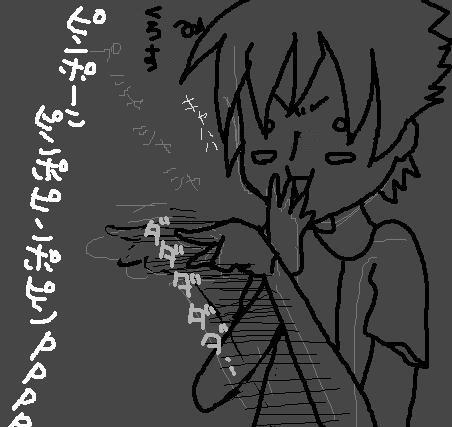 黒須のピンポン連打!