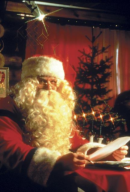 サンタさん は いつも 楽しい