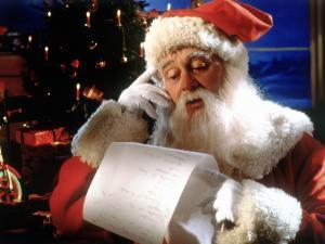 サンタクロースさん