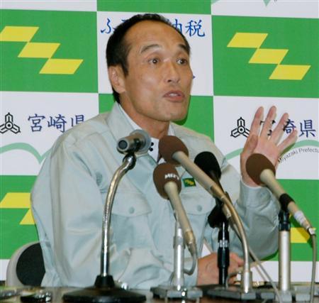 東国原 元県知事