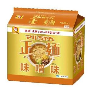 マルちゃん生麺