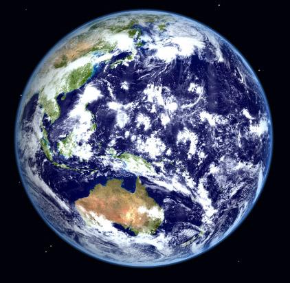 綺麗な地球