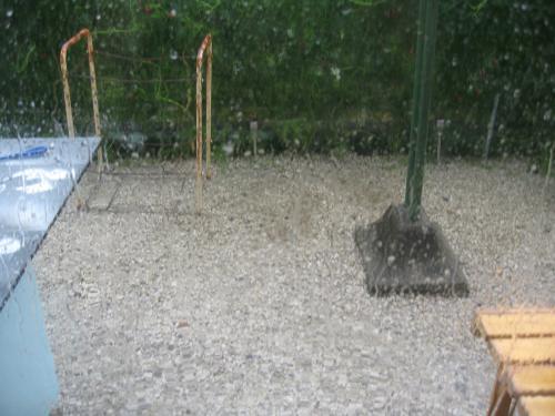 黒須家の台風15号の被害