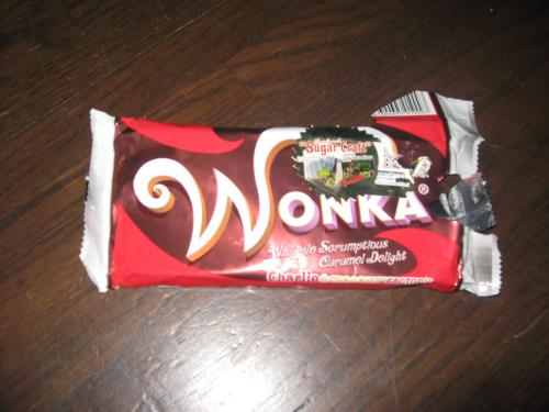 ウォンカのチョコレート