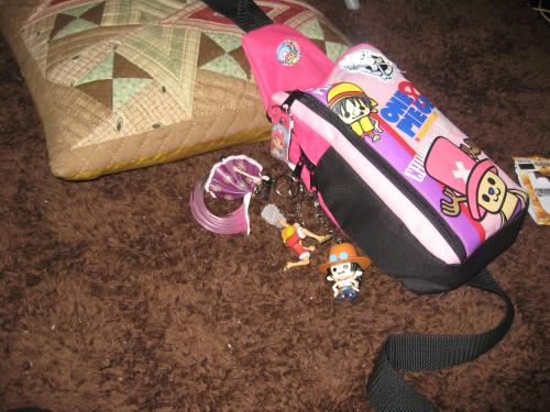 黒須のお出掛け用 バッグ