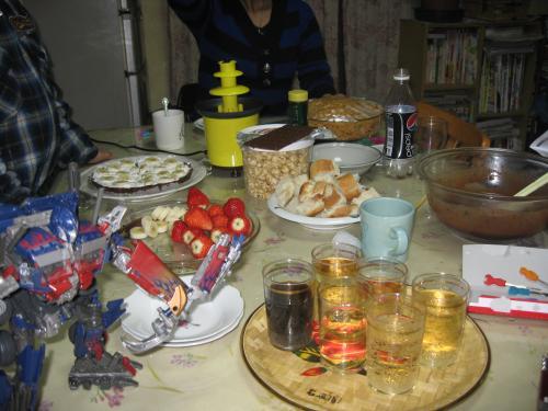 クリスマスパーティー 第2部 ・・・