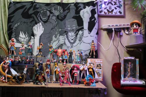 2011年12月 黒須のワンピースコレクション