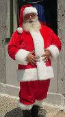 サンタクロース の 魔法の服