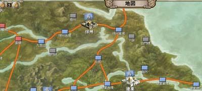 三国志群英伝 地図