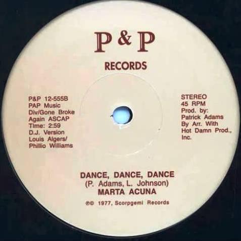 Marta Acuna - Dance,Dance,Dance