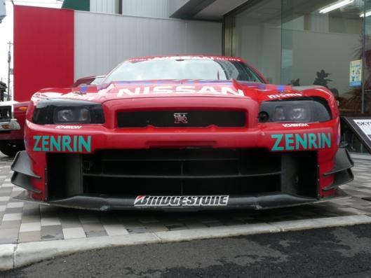 R34 ザナヴィGT-R(2)