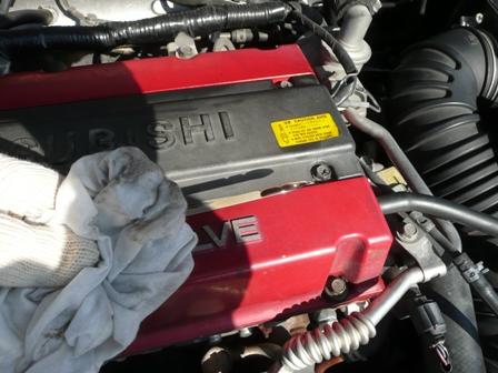 CN9A エンジン油量