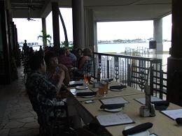 2010年6月ハワイ アロハタワー