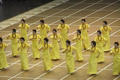 2010年6月ハワイ 日本代表