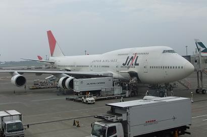 2010年6月ハワイ 帰国便